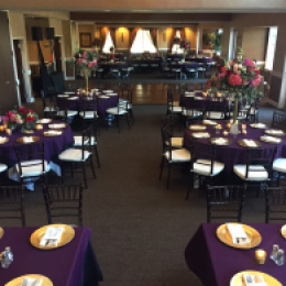 Purple themed tables 2